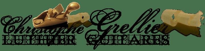 Logo Christophe Grellier - Luthier à Chéméré
