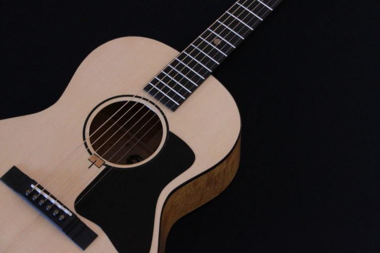 Blind Guitars B26 rapproché
